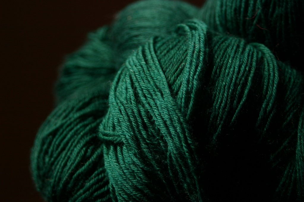 Forest Green Wollmeise