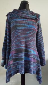 cotton sweater  front view