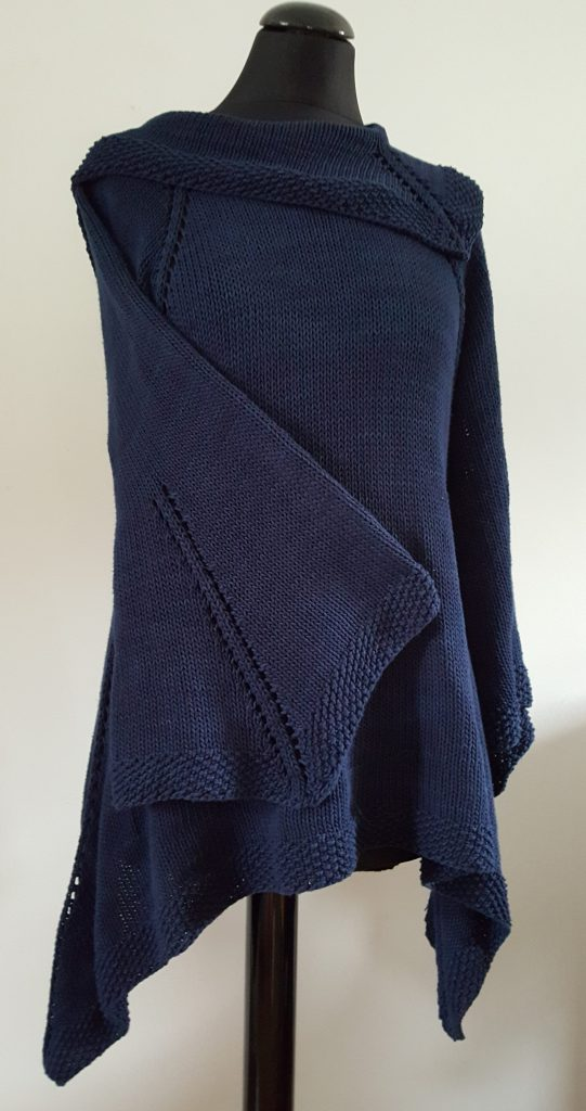 cotton sweater dyed